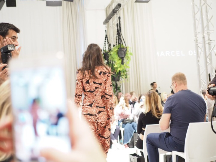 Fashion Week Berlin Review / Sommer2017