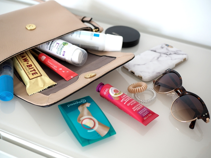 What's really in mybag…