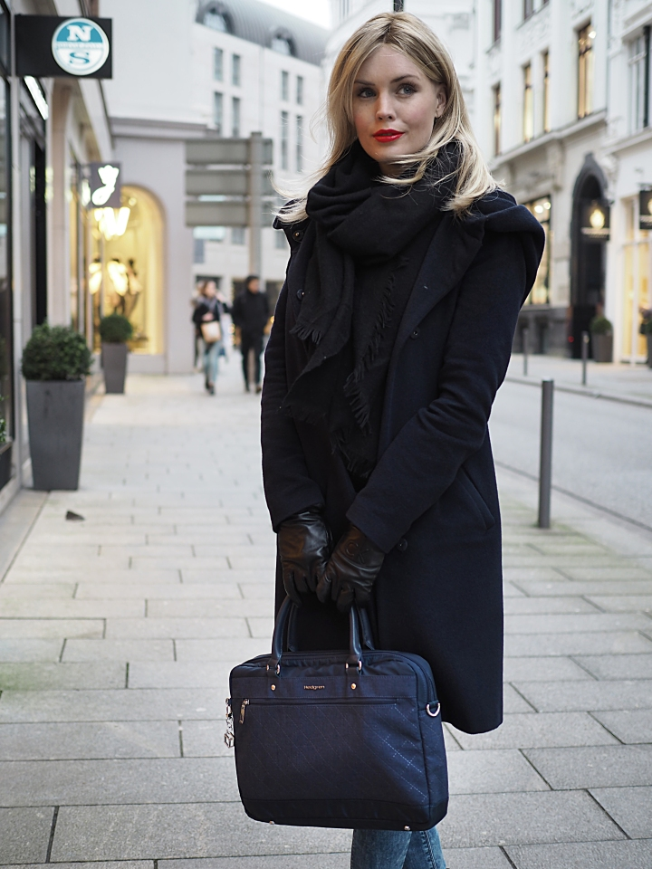 Modeblogger Hamburg, Fashionblogger, Fashionblogger Hamburg, Beautyblogger Hamburg, Beautyblogger, Beauty, Travelblogger, Travel, Hamburg, Business Look, Business Chic, Business Bag, Hedgren, MacBook Tasche, Hallhuber
